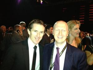 AP McCoy and the Major